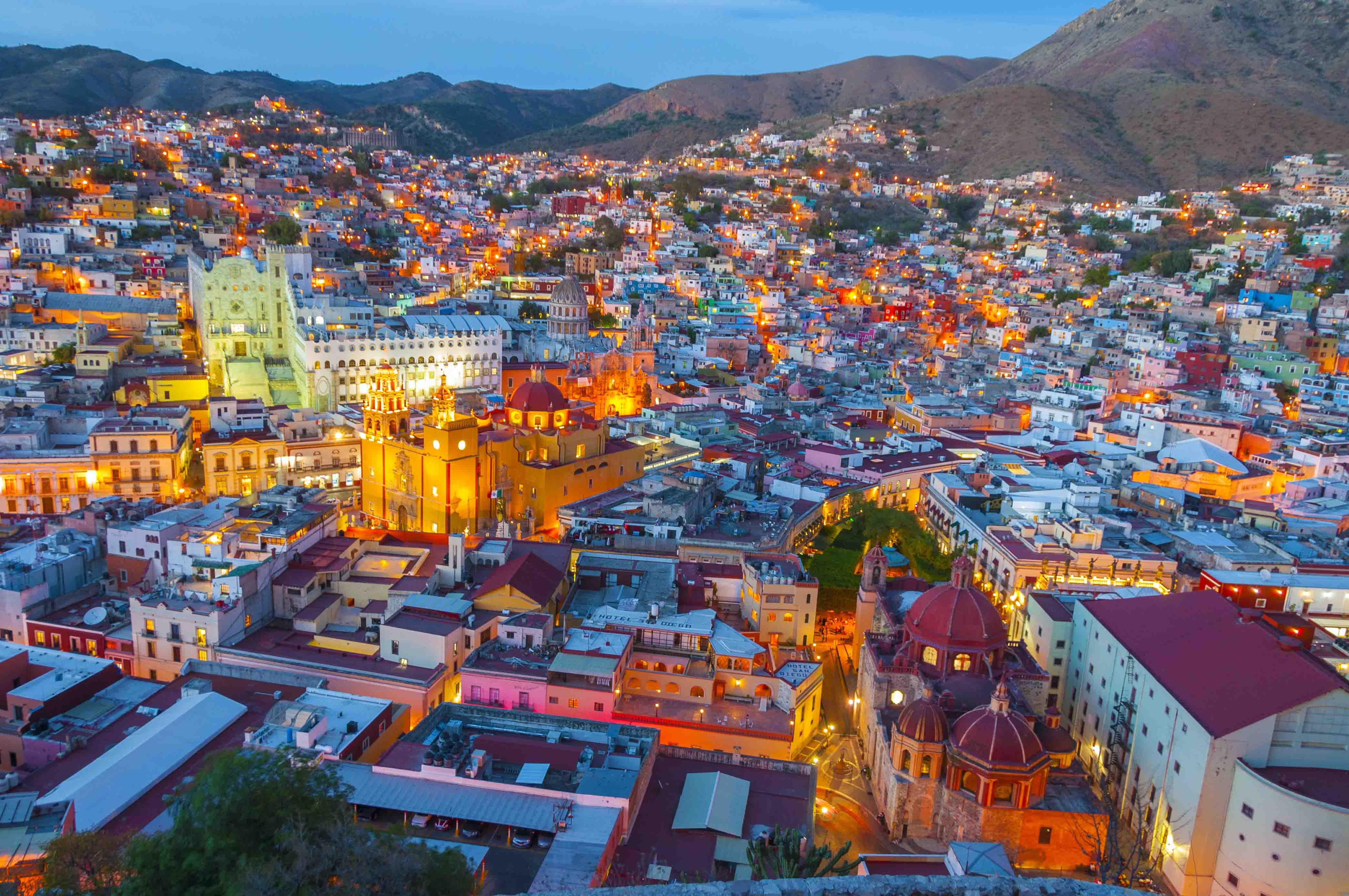 Mexico Retirement Cities