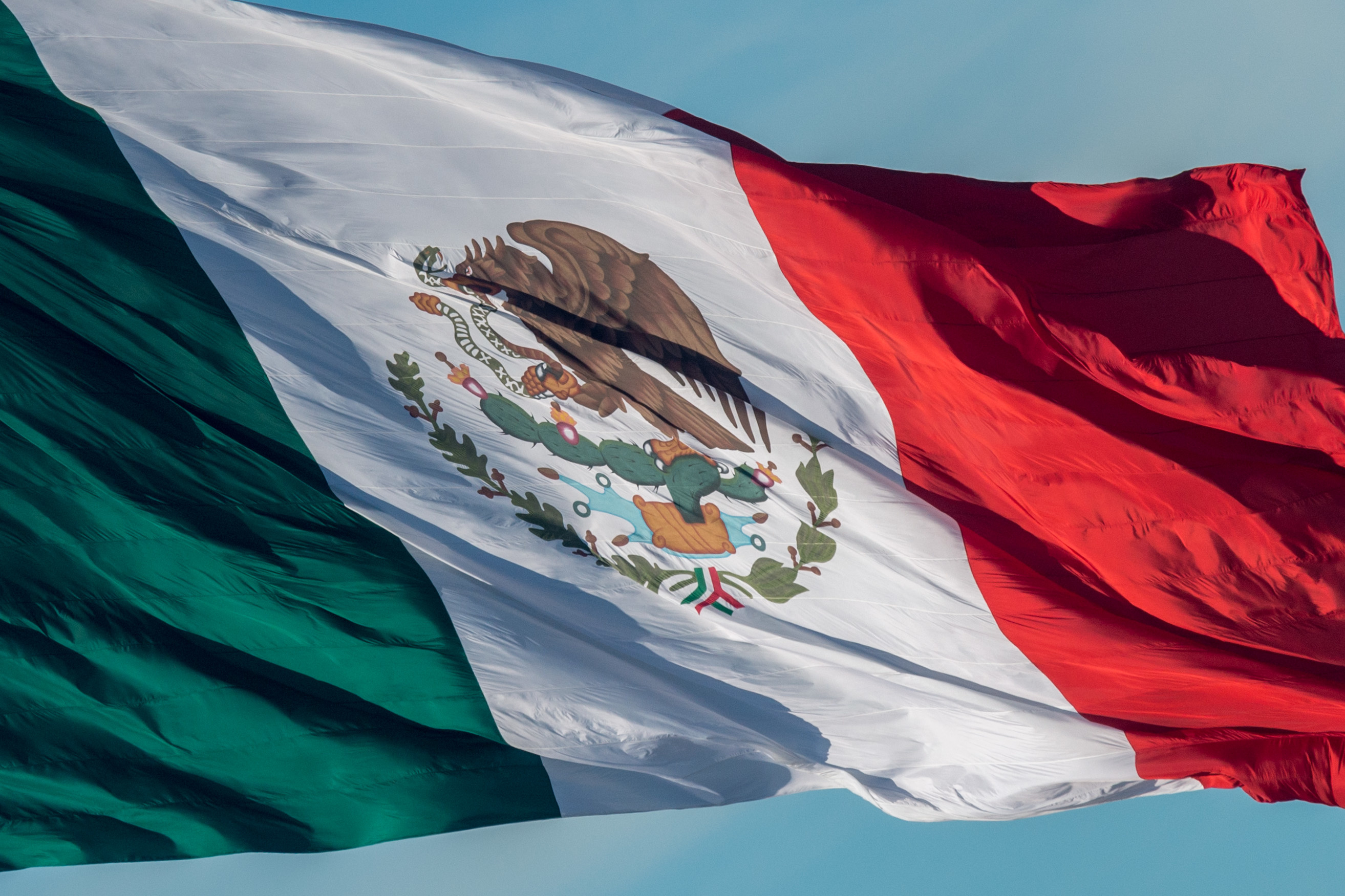 The History and Meaning Behind Mexico's Flag   MEXLend